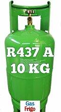 GAS R437 a 10 kg Produkt Netto leer 13 Lt im Preis enthalten