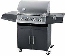 Gasgrill Delaware Außenküche Grill 4 Burner