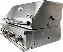 Gasgrill MGG 441 Einbau Grill Outdoor Küche
