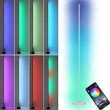 GASLIKE LED Eck Stehlampe, RGB 20W Moderne