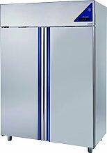 Gastlando - Premium Edelstahl Gewerbe-Kühlschrank