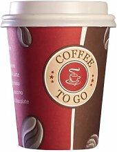 Gastro-Bedarf-Gutheil 100 Kaffeebecher