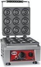 Gastro GMG Waffeleisen Donato mit 1 Backplatte und