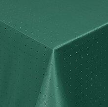 Gastro Punkte Tischdecke Eckig 130x220 cm