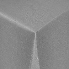 Gastro UNI Tischdecke Eckig 130x280 cm Grau /