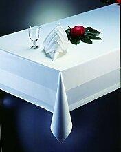 Gastro Uzal Tischdecken, Damast Tischdecke mit
