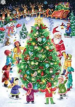 Gather Round The Tree Adventskalender (Countdown