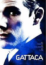 Gattaca Poster auf