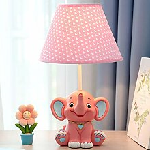 GAXIA Home Elefant Lampe Schlafzimmer