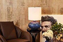 GAXIA Home Mode Glas Tischlampe Hotel Schlafzimmer