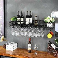 GAXQFEI Küchenweinglas Lagergestell