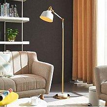 GAXQFEI Nordic E27 Base Led Stehleuchte Wohnzimmer