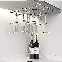 GAXQFEI Weinglas-Rack Hängende