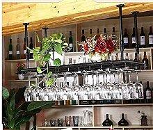GAXQFEI Weinregal Weinhalter Flaschenhalter