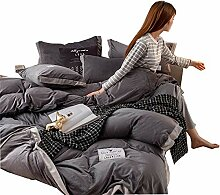 GAYOUS Bettbezüge mit Reißverschluss,Winter
