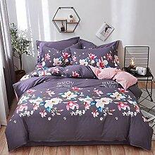 GAYOUS Bettwäsche 3 Bettbezüge mit