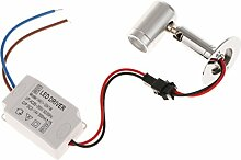 Gazechimp AC 86-265V 3W LED Strahler Spot