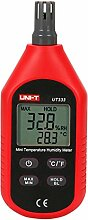 Gazechimp Digitales LCD Thermo Hygrometer Thermometer Feuchtigkeitsmesser