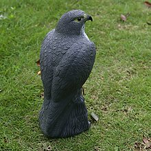 Gazechimp Lockvogel Vogel Vogelscheuche Scarer Garten Dekoration
