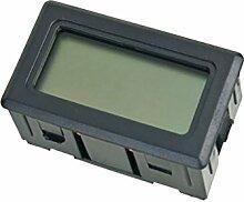 Gazechimp Mini Digitaler Thermo-Hygrometer