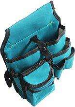 Gazechimp Oxford Werkzeugtasche Werkzeuggürtel für Tool Kits
