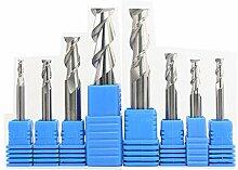 Gazechimp Xl550 Fräser Bits Werkzeuge Bohrer 8.0mm aus 55 Grad Wolframstahl