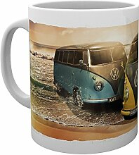 "GB Eye ""VW Camper Strand"" Tasse,"