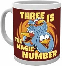 GB Eye Angry Birds Magic Zahl Tasse, Verschiedene