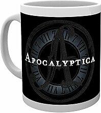 GB Eye apocalyptico Logo Becher, Mehrfarbig