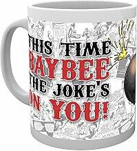 GB Eye Batman Comics Harley Quinn Witze auf Sie