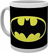 GB Eye Batman Logo Becher, mehrfarbig