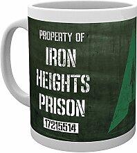 GB Eye Eisernen Höhen Gefängnis Pfeil Becher,