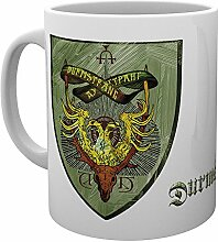 GB Eye Harry Potter Durmstrang Tasse, Keramik,