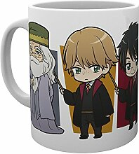GB Eye Harry Potter Toon Zeichen Tasse, Keramik,