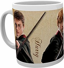 GB Eye, Harry Potter, Wands, Tasse