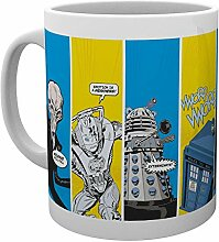 GB Eye Ltd Doctor Who Space Cadets Becher, Holz,