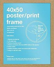 GB eye Ltd FMMPA1OK Bilderrahmen für Mini-Poster,