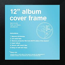GB eye Ltd Fotoalbum, 30 x 40 cm, Schwarz