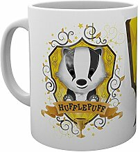 GB eye Ltd Harry Potter, Hufflepuff Farbe, Tasse,