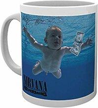 GB Eye Nirvana Nevermind Becher, Mehrfarbig