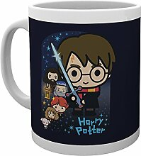 GB Eye Tasse Harry Potter, Figuren