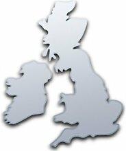 GB-Spiegel - UK & Irland Spiegel - 60cm x 60cm
