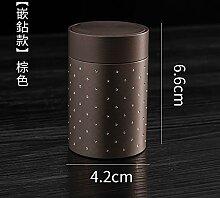 GBCJ Teeservice Titan-Legierung Mini-Teekanne,
