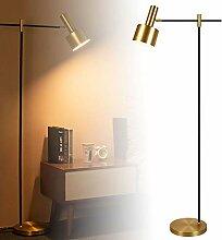 GBHJJ Stehlampe Led Dimmbar, Verstellbare