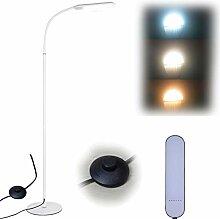 GBHJJ Stehlampe Wohnzimmer, Led