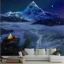 GBHL 3d Wandbild Dreamland Starry Dream Wald