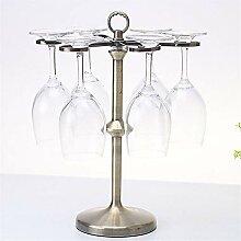 GBN Modern Hanging Wine Glass Racks Halter