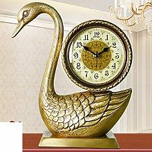 GBT Europäische Ideen der reinen Kupfer Antike Wanduhr / Moderne Wohnzimmer Dekoration,B