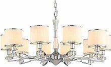 GBX Kronleuchter, Led Kristall Lampe, Wohnzimmer