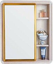GBX Nordic Stil Modern Home Badezimmer-Schrank,